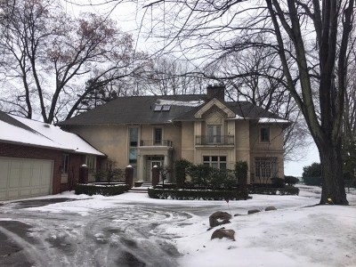 Single Family Home For Sale: 970 Lake Shore