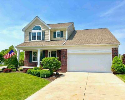 Dexter Single Family Home Contingent - Financing: 3607 N Wilson Crt