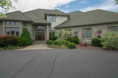 Washtenaw County Single Family Home For Sale: 1746 Fairview Ct