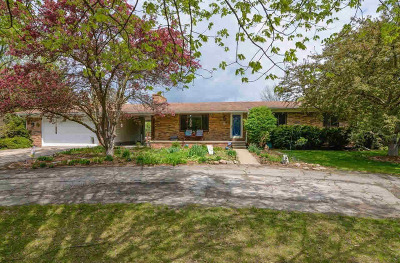 Washtenaw County Single Family Home Contingent - Financing: 1060 Jewell Rd