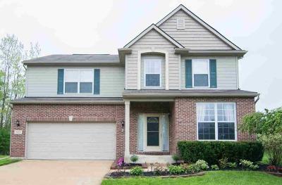 Washtenaw County Single Family Home Contingent - Financing: 1653 Savannah Ct