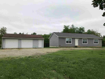 Camden MI Single Family Home For Sale: $223,000