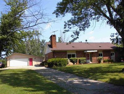 Washtenaw County Multi Family Home For Sale: 7350 E Michigan Ave
