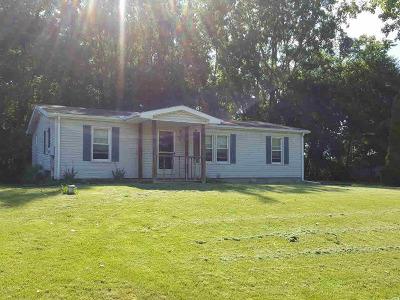 Jackson Single Family Home For Sale: 6420 Gillis Dr
