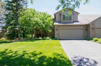 Washtenaw County Condo/Townhouse For Sale: 1282 Laurel View Dr