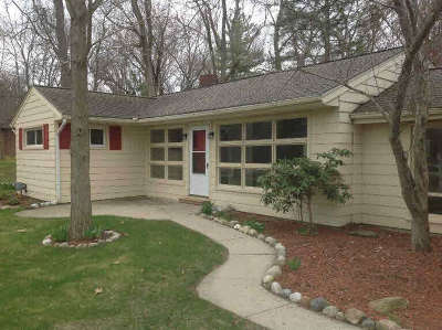 Chelsea Single Family Home For Sale: 1023 N Freer Rd