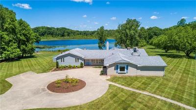 Single Family Home For Sale: 10030 Joslin Lake Rd