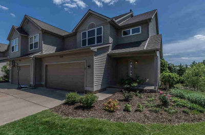 Washtenaw County Condo/Townhouse Contingent - Financing: 3604 Bent Trail Dr