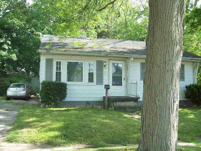 Albion Single Family Home For Sale: 810 Barnes St