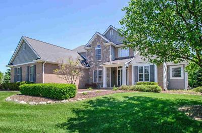 Washtenaw County Single Family Home For Sale: 1280 Bicentennial Pkwy