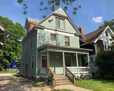 Washtenaw County Multi Family Home For Sale: 1115 S Forest Ave