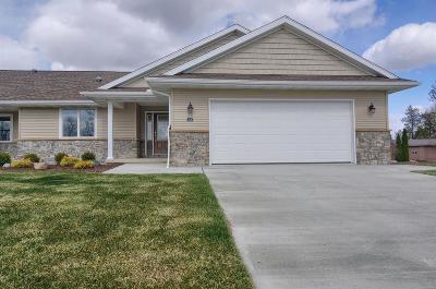 Washtenaw County Condo/Townhouse For Sale: 103 Joann Trl