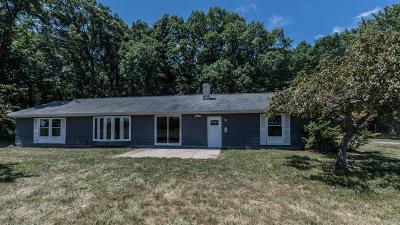 Single Family Home For Sale: 9237 Wamplers Lake Rd