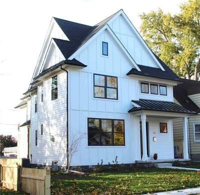 West Bloomfield Single Family Home For Sale: 7141 Colony Dr