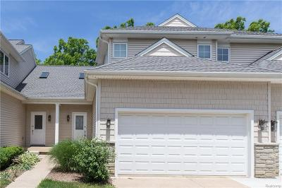 Washtenaw County Condo/Townhouse For Sale: 2044 Liberty Hts