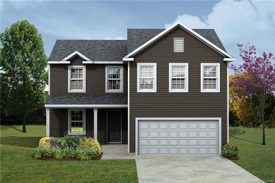Dexter Single Family Home For Sale: 8019 Beechwood Blvd