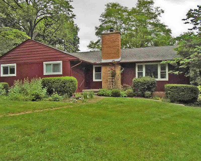 Ann Arbor Single Family Home For Sale: 580 Riverview