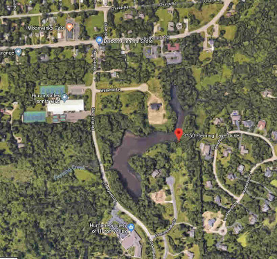 Ann Arbor Residential Lots & Land For Sale: 3150 Fleming Lake Dr