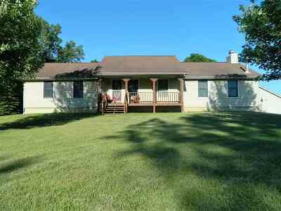 Hudson MI Single Family Home For Sale: $279,900