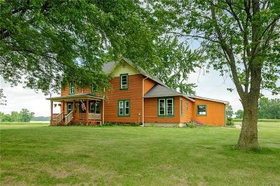 Stockbridge Single Family Home For Sale: 3125 Baseline Rd