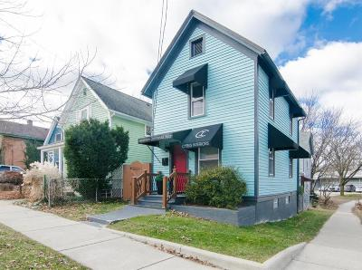 Ann Arbor Single Family Home For Sale: 221 N First St
