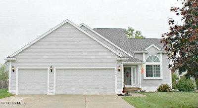 Dexter Single Family Home For Sale: 7092 Wilson St