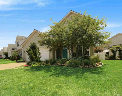 Dexter Single Family Home Contingent - Financing: 316 Cambridge Dr