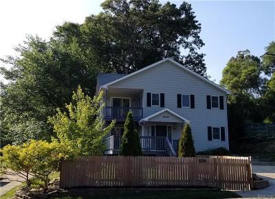 Jackson MI Single Family Home For Sale: $239,900
