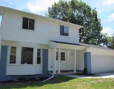 Washtenaw County Single Family Home Contingent - Financing: 2595 Foster Ave