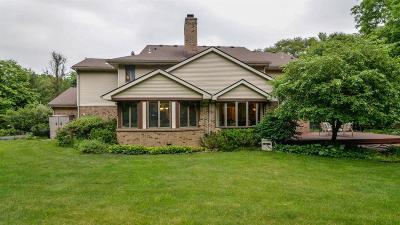 Ann Arbor Single Family Home For Sale: 5026 Arbor Valley