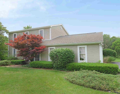 Dexter Single Family Home Contingent - Financing: 9165 Horseshoe Bnd