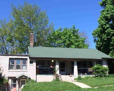 Washtenaw County Multi Family Home For Sale: 508 W Summit St