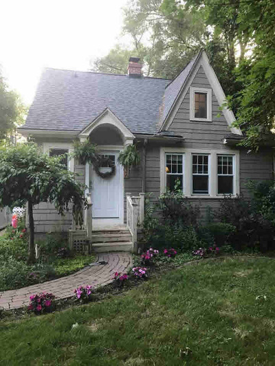 Ann Arbor Single Family Home Contingent - Financing: 2636 Deake Ave