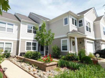 Chelsea Condo/Townhouse For Sale: 617 W Fieldstone Cir