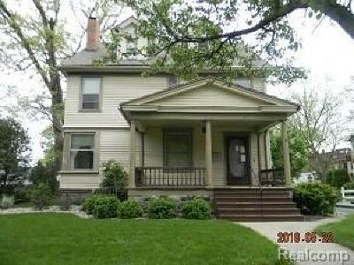 Jackson Single Family Home For Sale: 115 3rd St