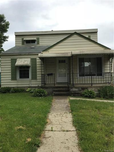 Single Family Home For Sale: 12799 Pearl St NE