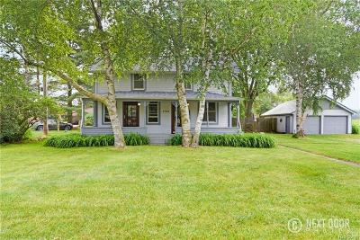 Ann Arbor Single Family Home For Sale: 5720 Earhart Rd