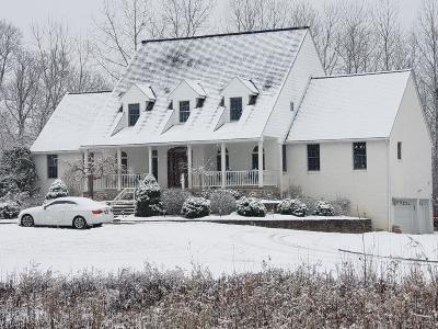 Washtenaw County Single Family Home For Sale: 6275 Stewart Ln