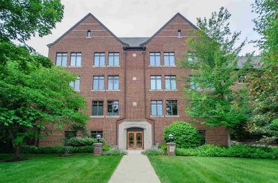 Washtenaw County Condo/Townhouse For Sale: 807 Asa Gray Dr