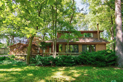 Washtenaw County Single Family Home For Sale: 4111 Ruby