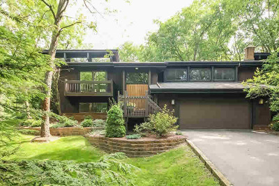 Washtenaw County Single Family Home For Sale: 6445 Ford Rd