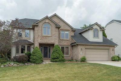 Ann Arbor Single Family Home For Sale: 3622 Burnham Rd