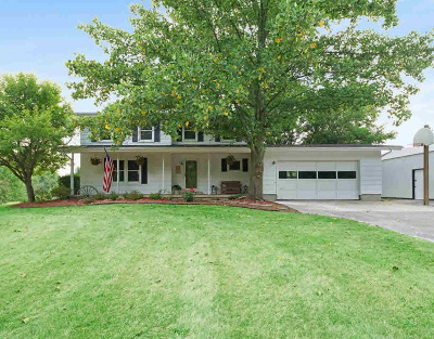 Chelsea Single Family Home For Sale: 2333 Hoppe Rd