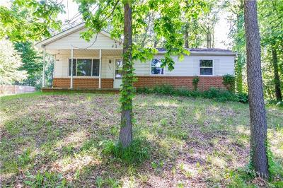 Grass Lake Single Family Home For Sale: 3307 Musbach Rd
