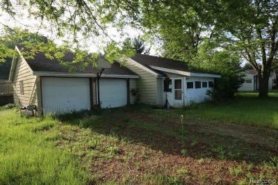 Single Family Home For Sale: 5854 Falkenbury Rd