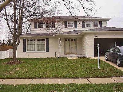 Ann Arbor Single Family Home For Sale: 3300 Bluett