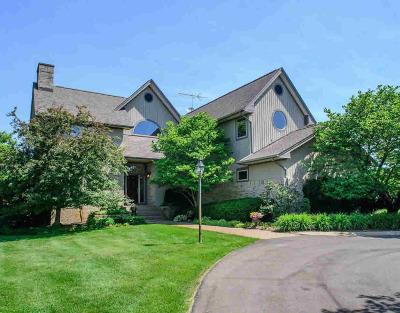 Washtenaw County Single Family Home For Sale: 5111 Fox Ridge Ct