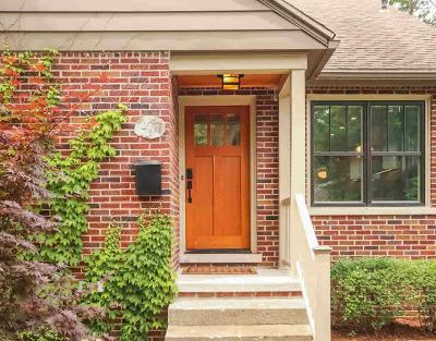 Ann Arbor Single Family Home For Sale: 409 N Revena Blvd