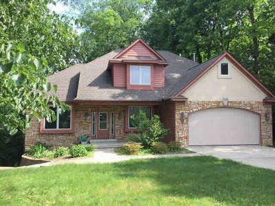 Ann Arbor Single Family Home For Sale: 1244 Sunset Rd
