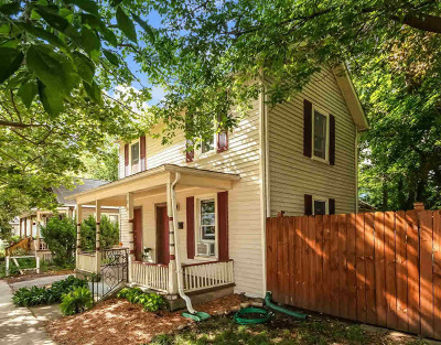 Ann Arbor Single Family Home For Sale: 106 Depot St